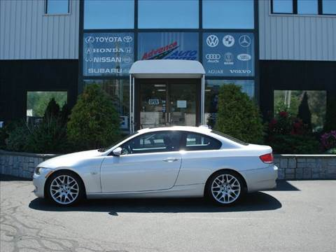 2009 BMW 3 Series for sale at Advance Auto Center in Rockland MA