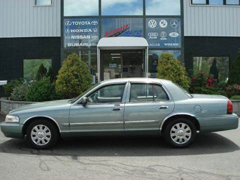 2006 Mercury Grand Marquis for sale at Advance Auto Center in Rockland MA