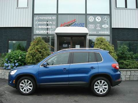 2009 Volkswagen Tiguan for sale at Advance Auto Center in Rockland MA