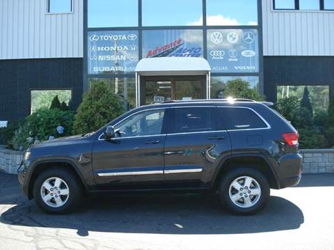 2012 Jeep Grand Cherokee for sale at Advance Auto Center in Rockland MA