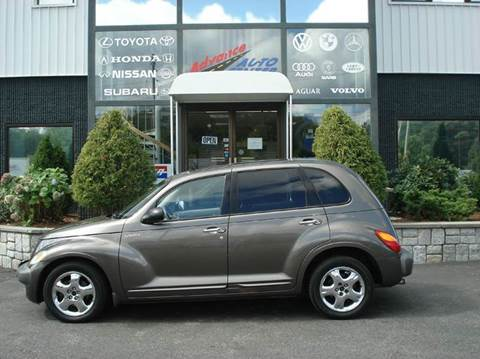 2002 Chrysler PT Cruiser for sale at Advance Auto Center in Rockland MA