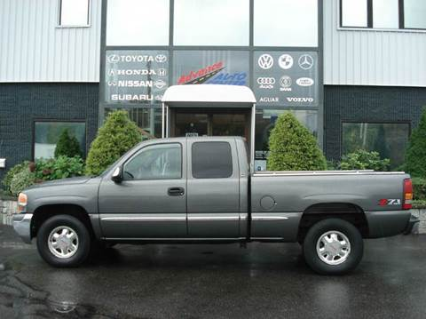 2001 GMC Sierra 1500 for sale at Advance Auto Center in Rockland MA