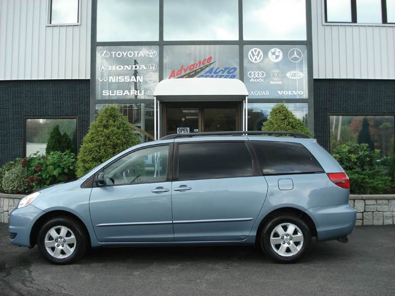 2005 Toyota Sienna for sale at Advance Auto Center in Rockland MA