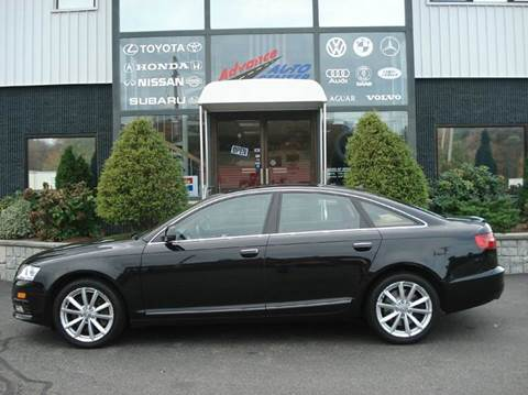 2009 Audi A6 for sale at Advance Auto Center in Rockland MA