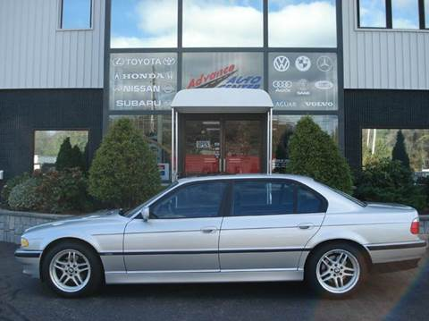2001 BMW 7 Series for sale at Advance Auto Center in Rockland MA