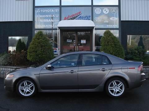 2008 Acura TL for sale at Advance Auto Center in Rockland MA