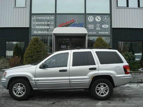 2004 Jeep Grand Cherokee for sale at Advance Auto Center in Rockland MA