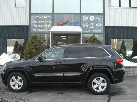 2013 Jeep Grand Cherokee for sale at Advance Auto Center in Rockland MA