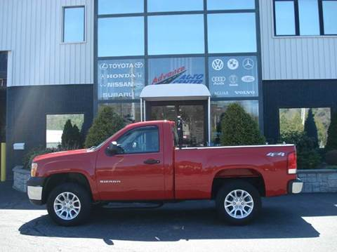 2012 GMC Sierra 1500 for sale at Advance Auto Center in Rockland MA