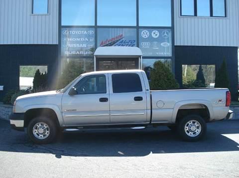 2006 Chevrolet Silverado 2500HD for sale at Advance Auto Center in Rockland MA