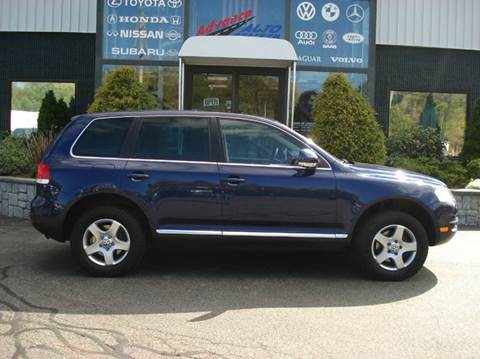 2006 Volkswagen Touareg for sale at Advance Auto Center in Rockland MA