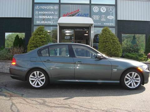 2011 BMW 3 Series for sale at Advance Auto Center in Rockland MA