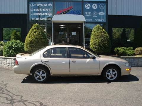 1998 Nissan Maxima for sale at Advance Auto Center in Rockland MA