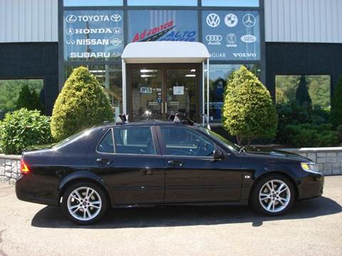 2007 Saab 9-5 for sale at Advance Auto Center in Rockland MA