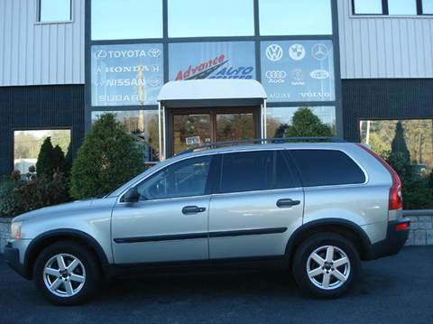 2004 Volvo XC90 for sale at Advance Auto Center in Rockland MA