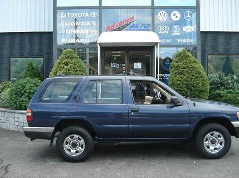1998 Nissan Pathfinder for sale at Advance Auto Center in Rockland MA