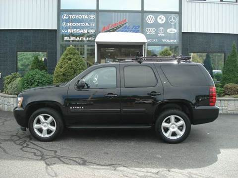 2008 Chevrolet Tahoe for sale at Advance Auto Center in Rockland MA