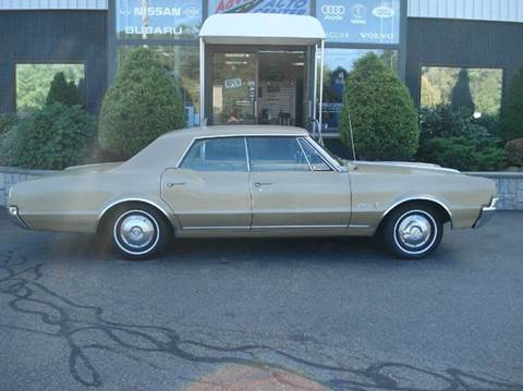 1967 Oldsmobile Cutlass for sale at Advance Auto Center in Rockland MA