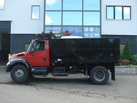 2004 International DuraStar 4300 for sale in Rockland, MA