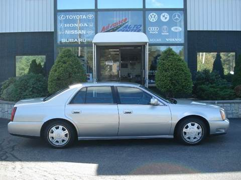 2005 Cadillac DeVille for sale at Advance Auto Center in Rockland MA