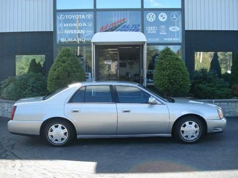 2005 Cadillac DeVille for sale at Advance Auto Center in Rockland MA