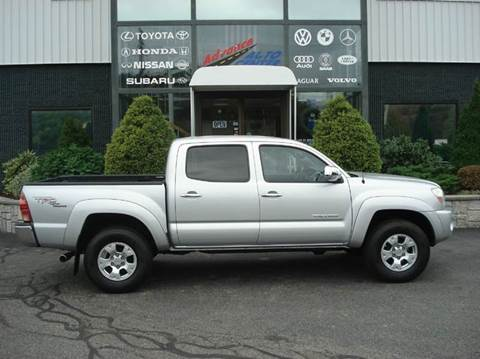 2006 Toyota Tacoma for sale at Advance Auto Center in Rockland MA