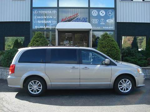 2016 Dodge Grand Caravan for sale at Advance Auto Center in Rockland MA
