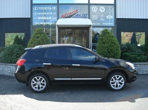 2013 Nissan Rogue for sale at Advance Auto Center in Rockland MA