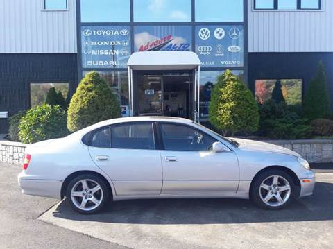 1998 Lexus GS 400 for sale at Advance Auto Center in Rockland MA