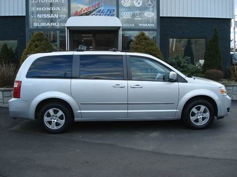 2010 Dodge Grand Caravan for sale at Advance Auto Center in Rockland MA