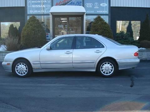 2001 Mercedes-Benz E-Class for sale at Advance Auto Center in Rockland MA