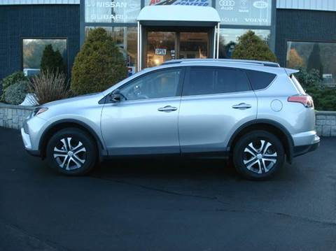 2017 Toyota RAV4 for sale at Advance Auto Center in Rockland MA