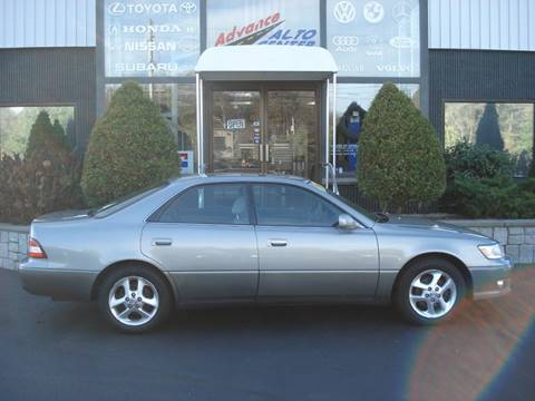 2000 Lexus ES 300 for sale at Advance Auto Center in Rockland MA