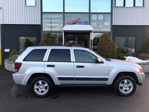 2005 Jeep Grand Cherokee for sale at Advance Auto Center in Rockland MA