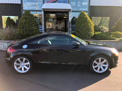 2009 Audi TT for sale at Advance Auto Center in Rockland MA