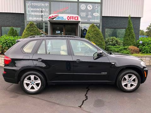 2012 BMW X5 for sale at Advance Auto Center in Rockland MA