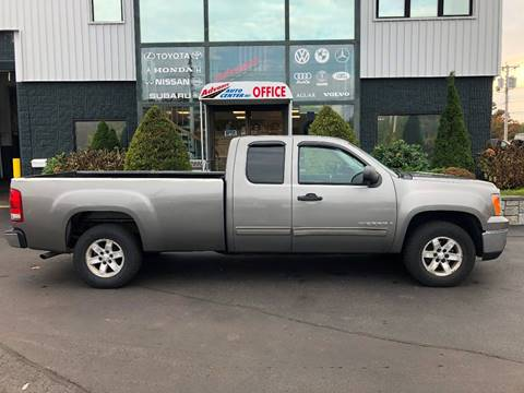 2008 GMC Sierra 1500 for sale at Advance Auto Center in Rockland MA
