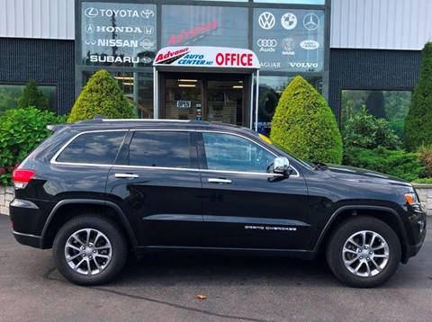 2016 Jeep Grand Cherokee for sale at Advance Auto Center in Rockland MA