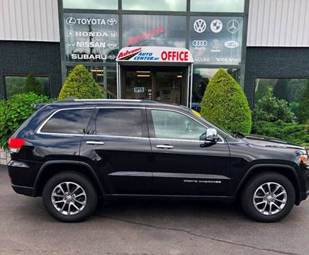 2015 Jeep Grand Cherokee for sale at Advance Auto Center in Rockland MA