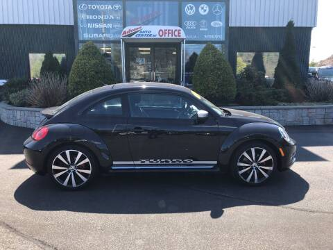 2012 Volkswagen Beetle for sale at Advance Auto Center in Rockland MA