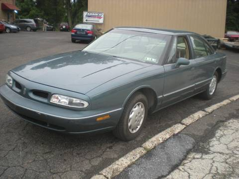 1996 Oldsmobile Eighty-Eight for sale in Hatboro, PA