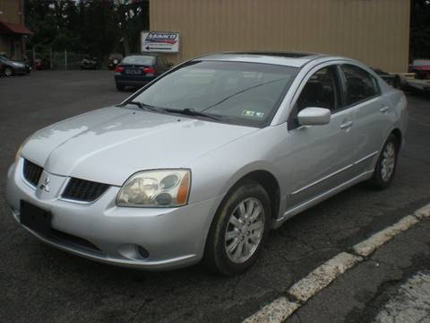2006 Mitsubishi Galant for sale at 611 CAR CONNECTION in Hatboro PA