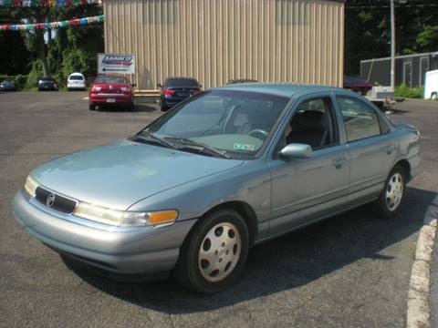 1997 Mercury Mystique for sale in Hatboro, PA