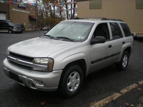 2004 chevrolet trailblazer for sale in pennsylvania. Black Bedroom Furniture Sets. Home Design Ideas