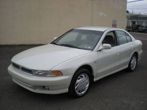 2000 Mitsubishi Galant for sale at 611 CAR CONNECTION in Hatboro PA