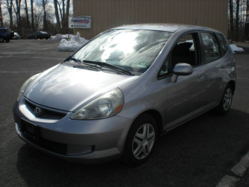 2008 Honda Fit for sale at 611 CAR CONNECTION in Hatboro PA