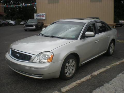 2006 Ford Five Hundred for sale at 611 CAR CONNECTION in Hatboro PA