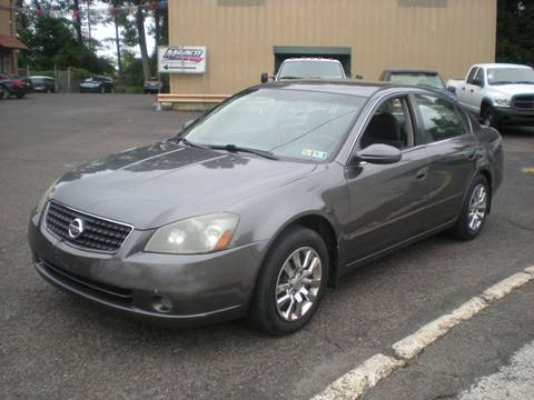 2006 Nissan Altima for sale at 611 CAR CONNECTION in Hatboro PA