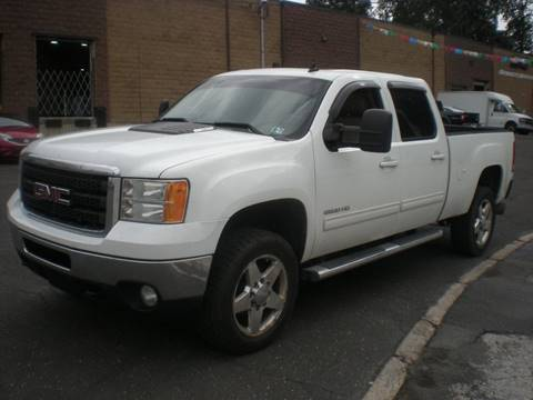 2011 GMC Sierra 2500HD for sale at 611 CAR CONNECTION in Hatboro PA