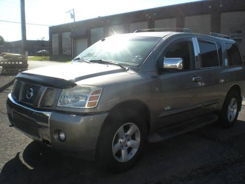 2006 Nissan Armada for sale at 611 CAR CONNECTION in Hatboro PA